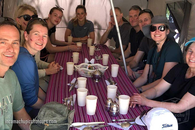 inca-trail-lunch